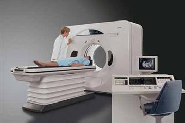 pozytonowy tomograf emisyjny - wysokospejalizowana technika diagnstyki raka (fot. IF UJK)